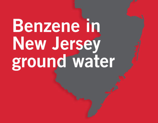 Mixed Messages About Benzene in New Jersey Groundwater ...