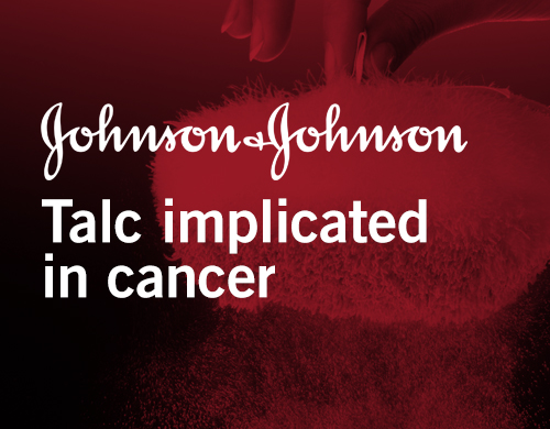 Johnson Johnson Talcum Powder Caused Ovarian Cancer Lawsuits Claim Waters Kraus Paul