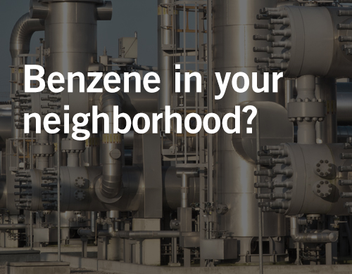 The Problem With Toxic Benzene