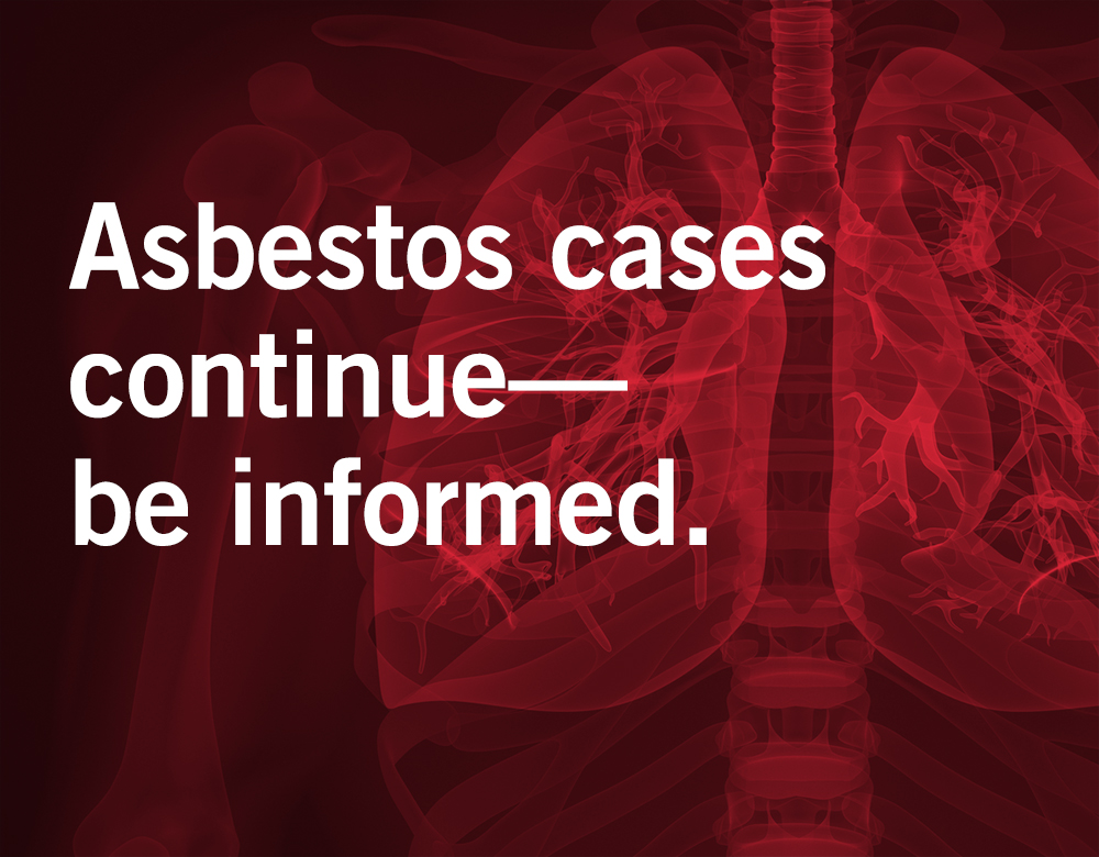 Asbestos Litigation is Expected to Last Until 2050: What ...