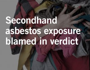 Asbestos is a fibrous mineral that, when inhaled, can lead to serious and deadly diseases such as lung cancer and pleural mesothelioma.