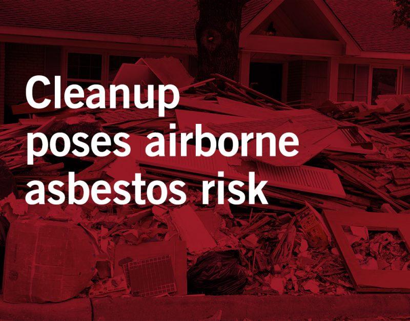 asbestos victims