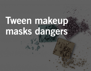 contaminated makeup