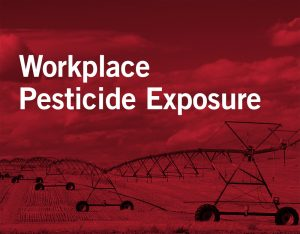 Workplace pesticide exposure during pregnancy connected to birth defects