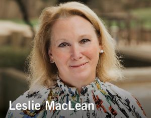 Leslie MacLean, Waters & Kraus Partner