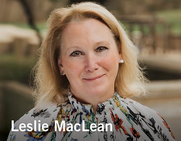 Leslie MacLean, Waters & Kraus Partner