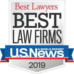 Best Lawyers Best Law Firms 2019