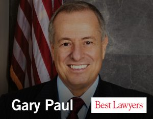 Gary Paul Best Lawyers 2019