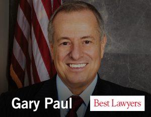 Gary Paul Best Lawyers 2019