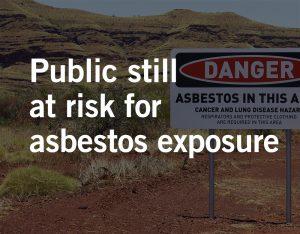 asbestos exposure-related illness