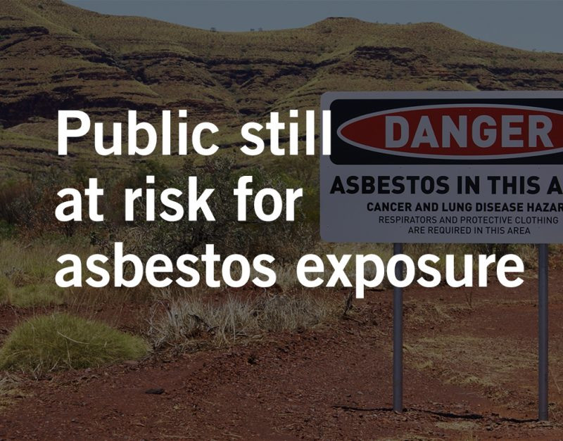 asbestos exposure-related illness