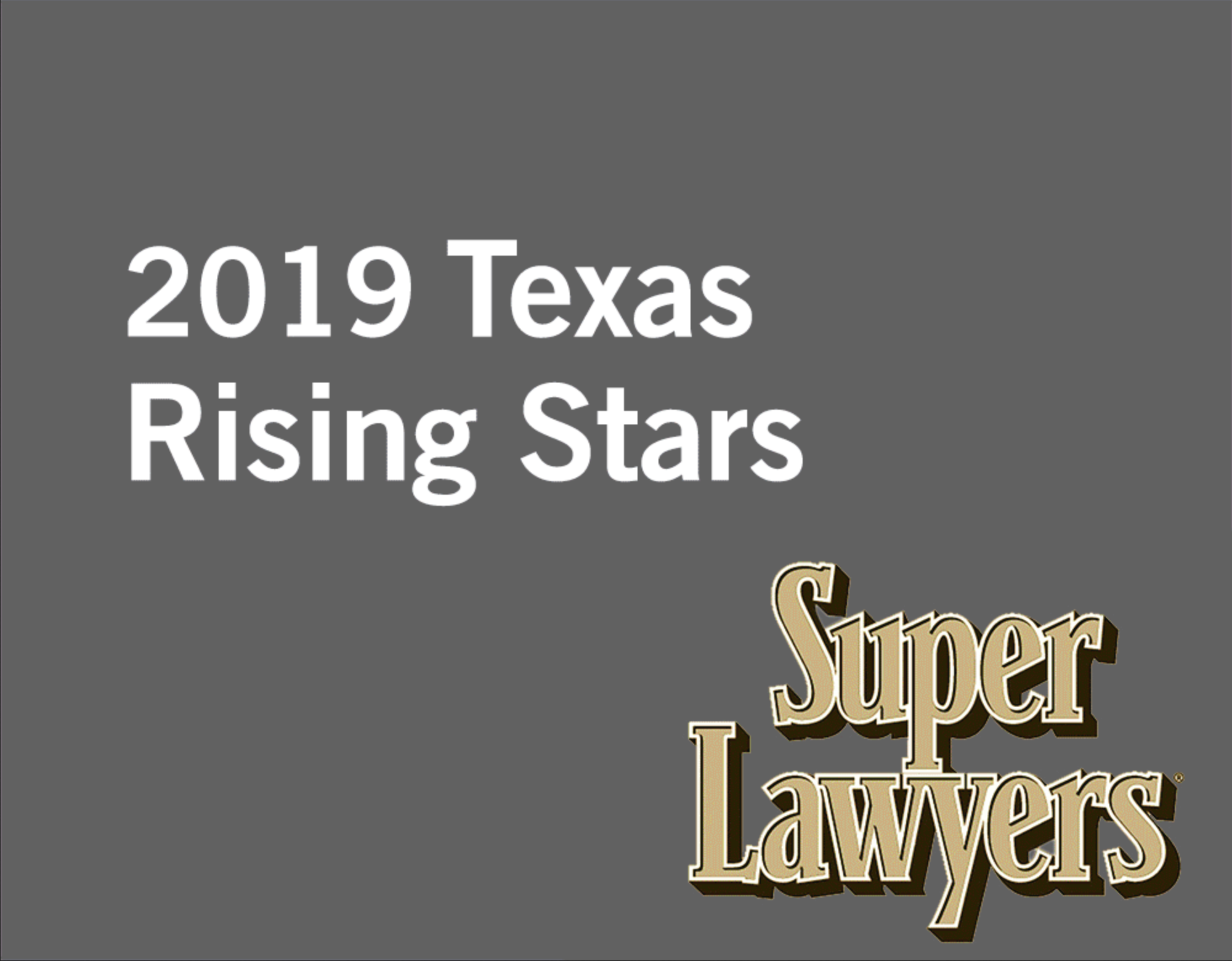 Dallas Attorneys Honored On Texas Super Lawyers Rising Stars List Waters Kraus Paul