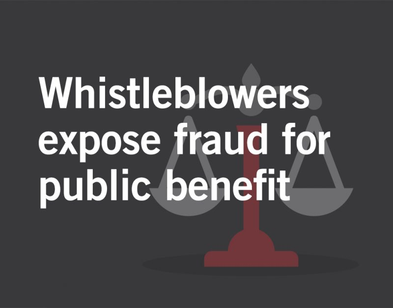 Qui Tam Whistleblower Laws