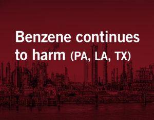 benzene exposure