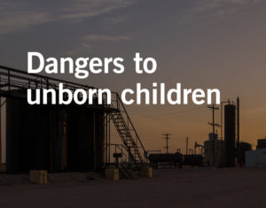 Fracking a Contributor to Climate Change and Birth Defects